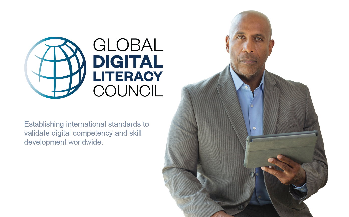 Global Digital Literacy Council - Establishing international standards to validate digital competency and skill development worldwide.